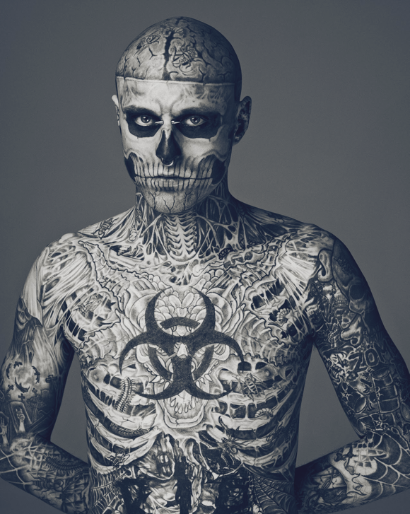 Rick Genest