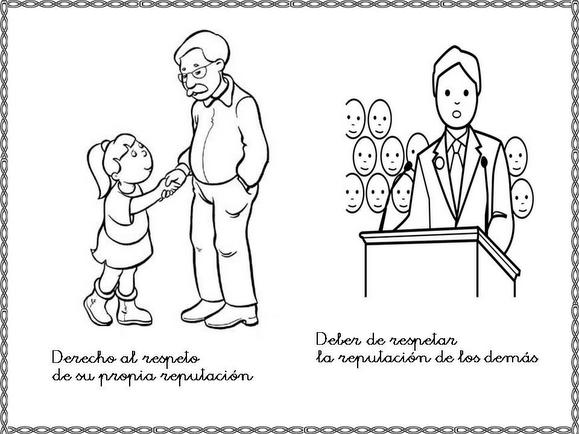 Obligaciones para niños - Imagui