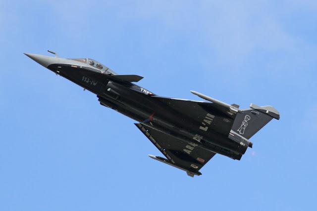 Modified Dassault Rafale