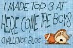 Yaaaay!!!!! Top 3  6/10/13
