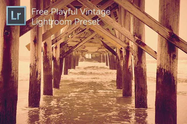 Vintage Awesomeness Lightroom Preset