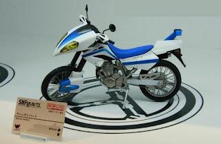 Bandai SH Figuarts Kamen Rider Den-O Denbird Bike