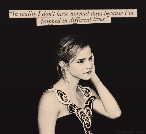 Emma Watson Tumblr Quotes Emma Watson Quotes On ...