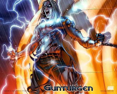 Tokoh Superhero Indonesia|GunturGen