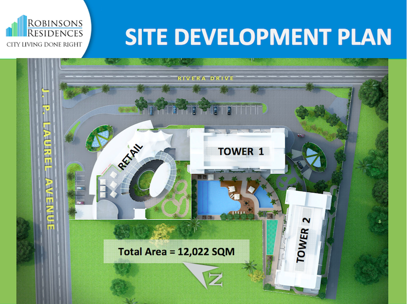 Delta Residences Davao - Site Development Plan