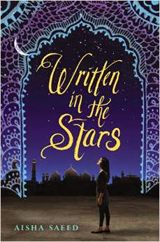 Aisha Saeed's debut ya novel WRITTEN IN THE STARS is coming from Penguin March 2015! Pre-order here