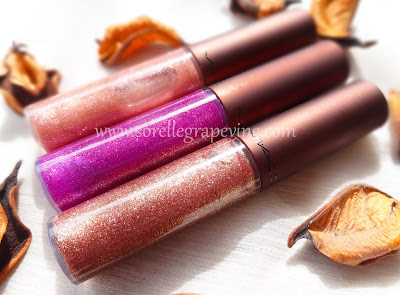MAC Temperature Rising Lipglass