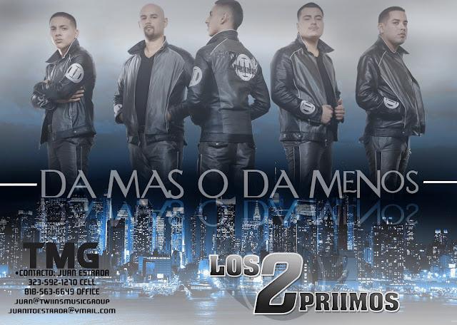 Los 2 Primos - Da Mas o Da menos (2013)