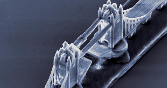 nanoscale 3d printing - TU Wien