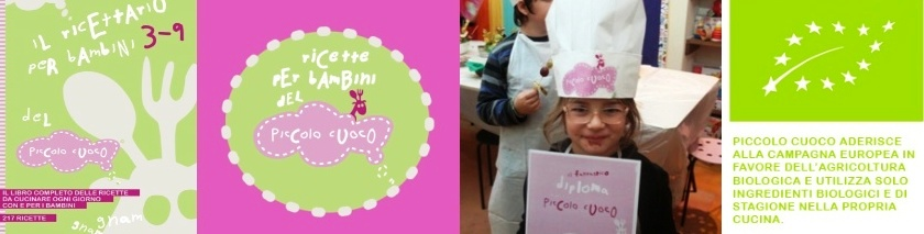 Ricette Bio e Naturali per Bambini e Genitori del Piccolo Cuoco