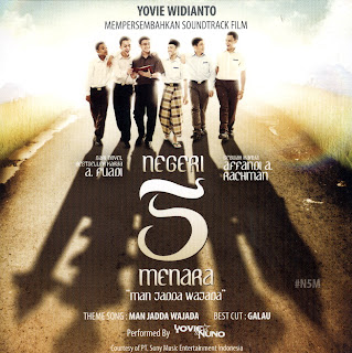 Yovie And Nuno - Galau (Ost. Negeri 5 Menara)
