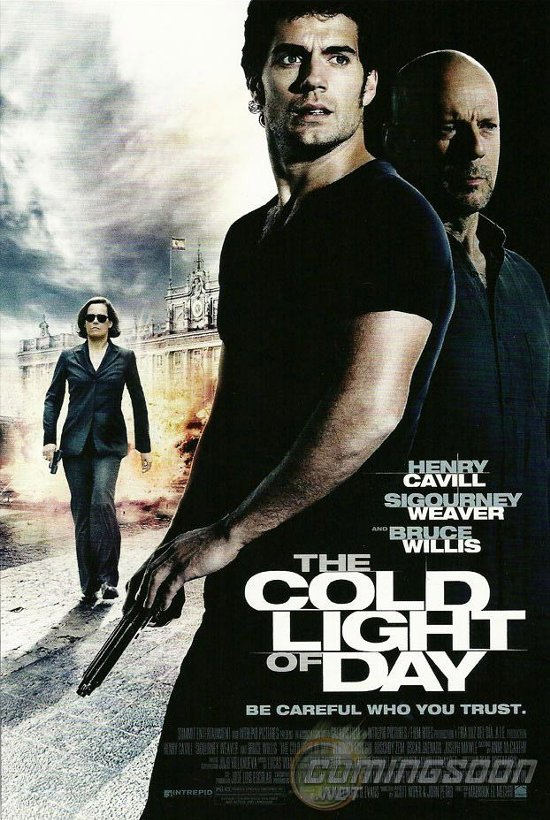 Watch The Cold Light of Day Movie Online Free 2012