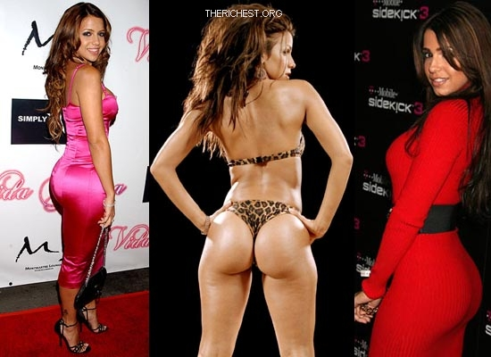 Top Celebrities with A Big, Healthy Ass - Part 2