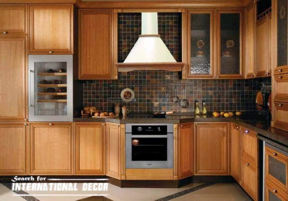 how to choose the kitchen hood, luxury kitchen