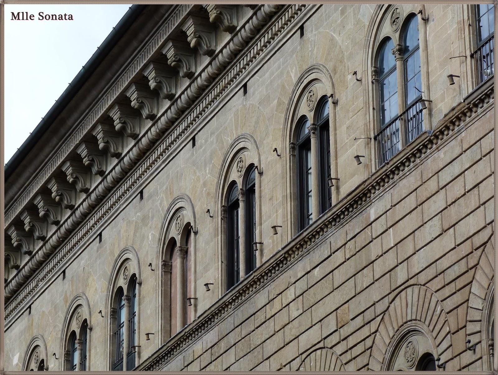 Voyage Italie Sienne Palazzo Strozzi