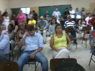 I Seminário de Formação de Gestores para Políticas Públicas de Promoção da Igualdade Racial.