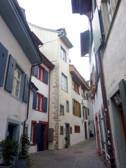 calles Basilea