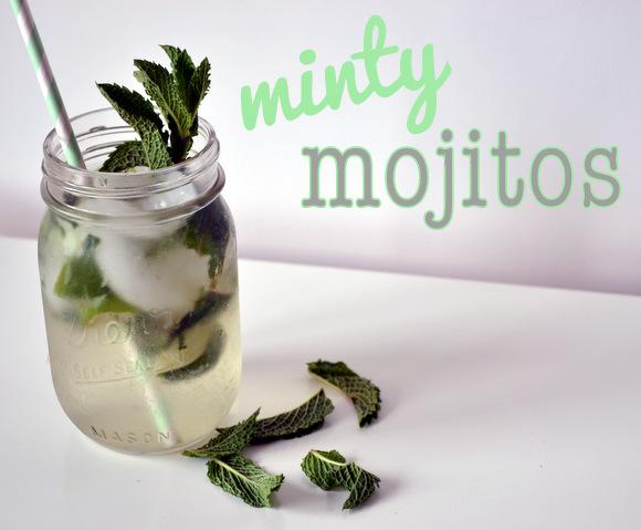 Minty Mojito Recipe Mojitos