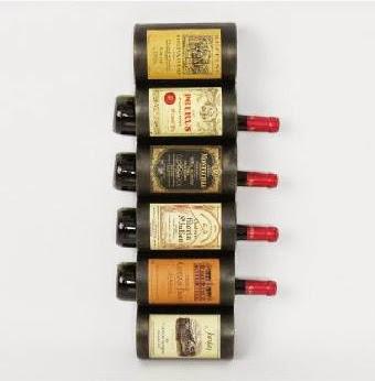 botellero de parde original