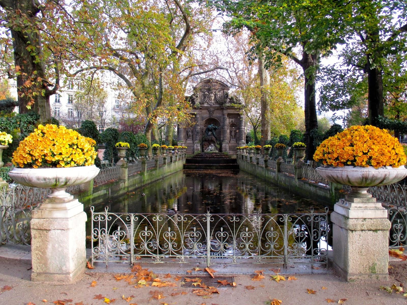 Une petite folie jardin du luxembourg for Jardin luxembourg