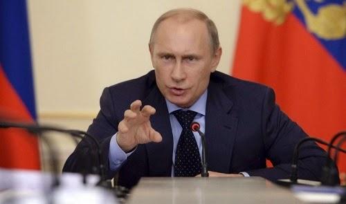 Hancurnya ekonomi Rusia
