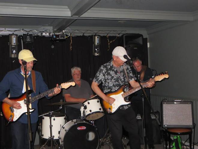 John Gordon Blues Project (John, Steve, Rich and Guy)