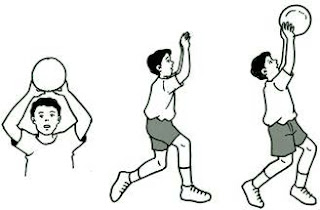 how to pass a volleyball