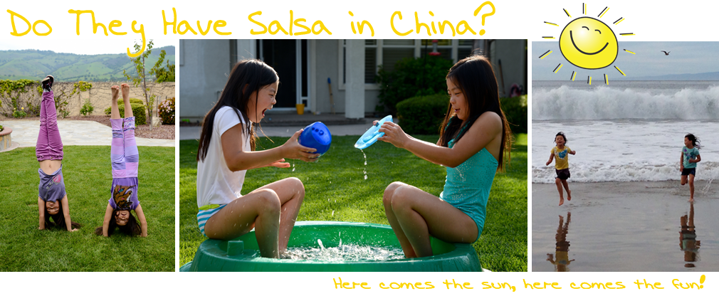 Do They Have Salsa in China?