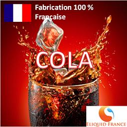 E-Liquide Cola 100 % Français de ELIQUID FRANCE