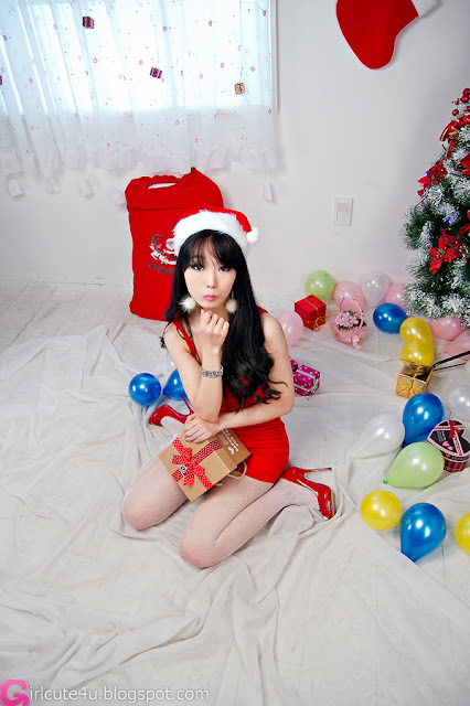 5 Santa Im Soo Yeon-Very cute asian girl - girlcute4u.blogspot.com
