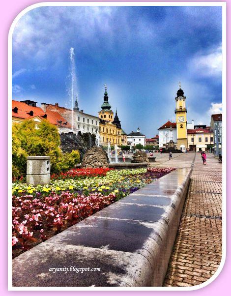 Woman Banska Bystrica