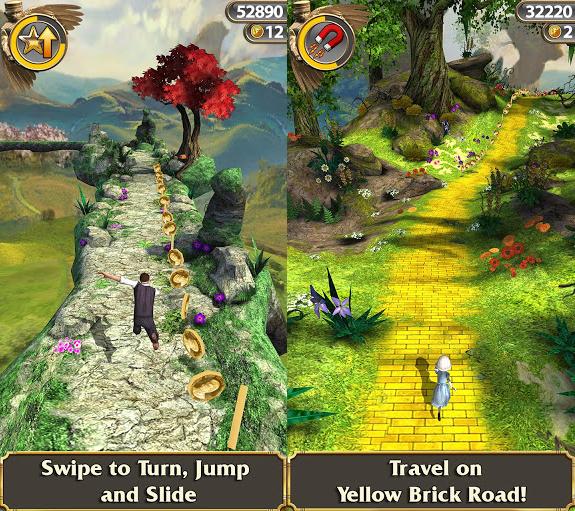 free Temple Run: Oz APK 1.6.0 Version