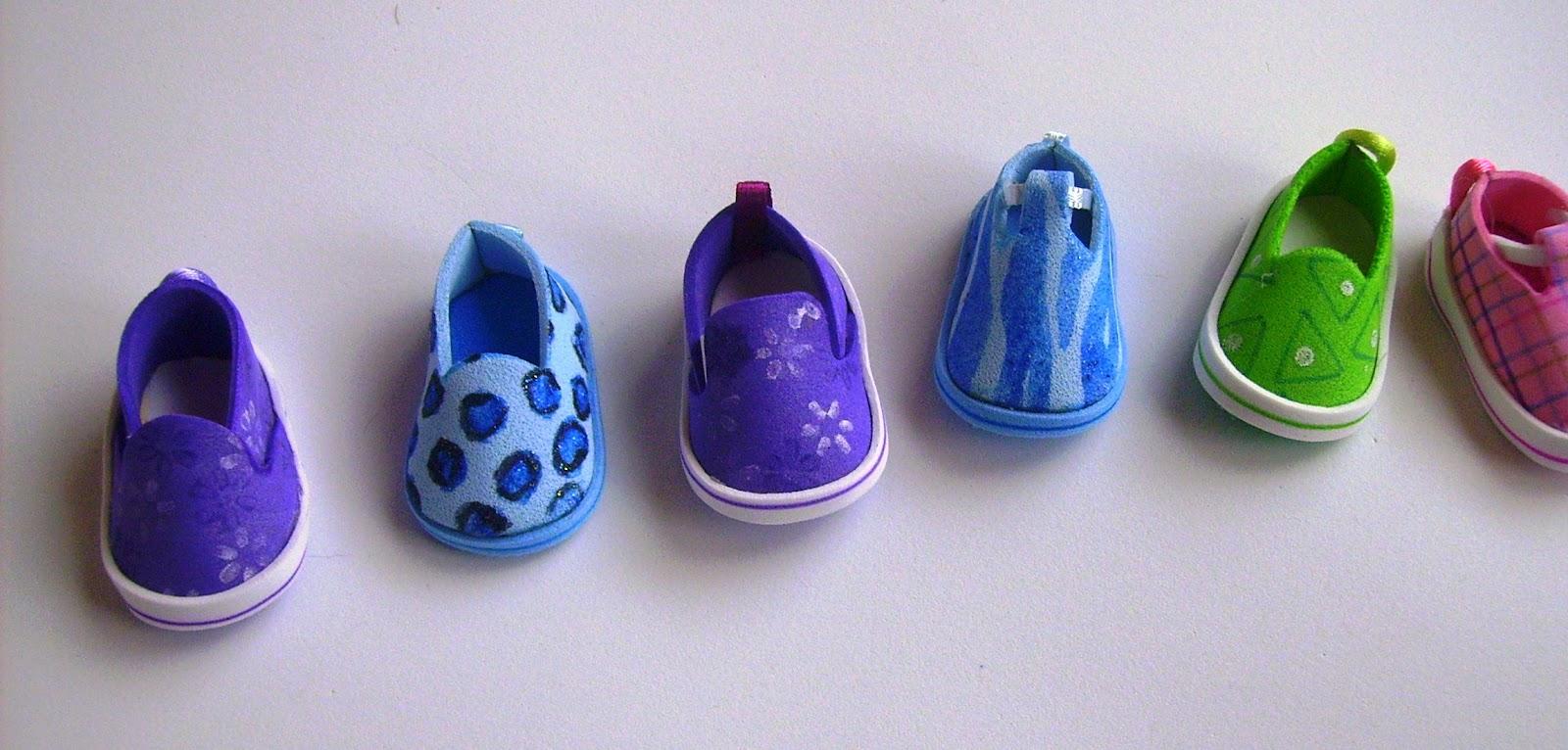 Moldes Para Zapatos De Bebe