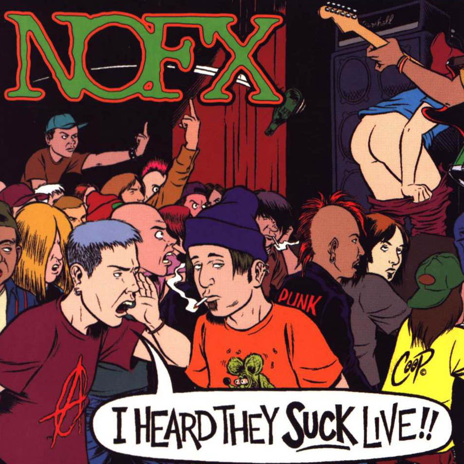 the nofx Watch video revenge is a dish best served cold  and if you're the dude who got kicked in the head by nofx lead singer fat mike-- it's best served by kicking the crap out of the punk rock legend a fan named alex got the chance to settle the score, after getting blasted in the face for putting his arm around.
