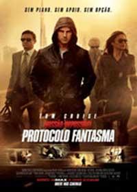 Filme Missão Impossível 4 Protocolo Fantasma   Dublado