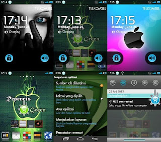 Repencis 3.5 theme