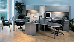 Mayline CSII Series Workstation CST6