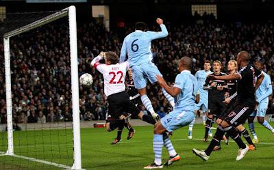 Manchester City 2 - 0 Bayern Munich (1)