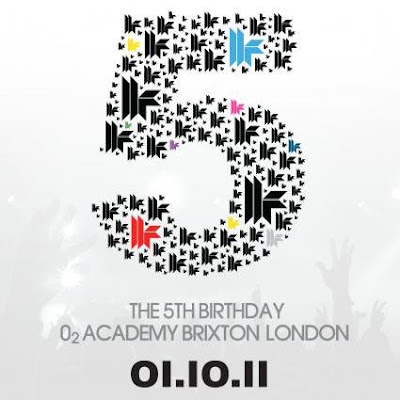 Toolroom Knights, 5th Birthday Lineup