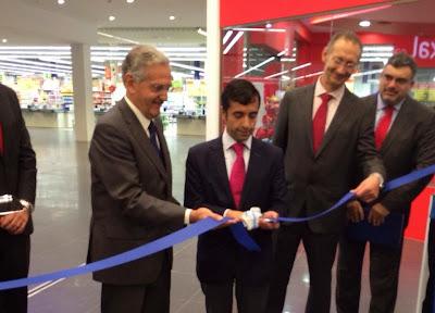 Inauguración de Parque Ferrol, protocolo humano, por Olga Casal