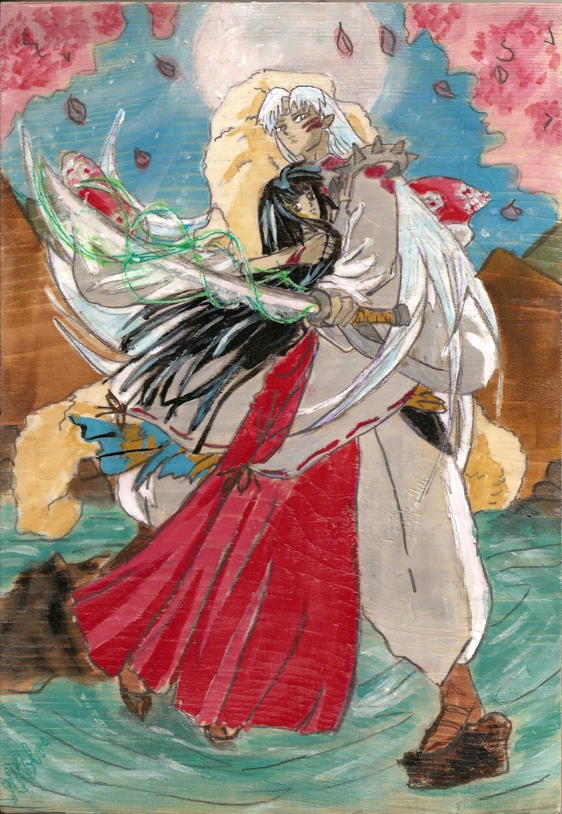 Anime Paintings