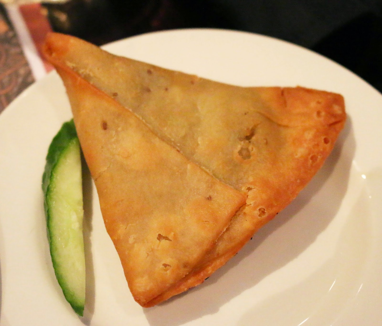 Tayyabs - Vegetable Samosa