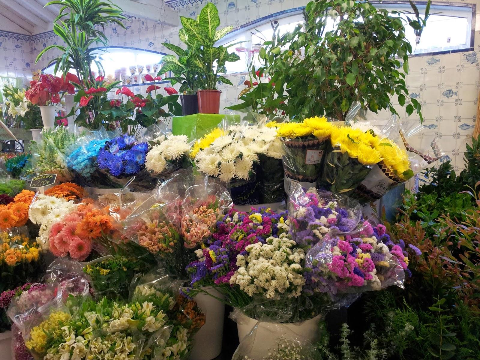 Bonnes adresses lisbonne cascais et environs fleuriste for Trouver un fleuriste