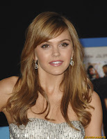 Aimee Teegarden premiere of Disney's PROM held at the El Capitan Theatre