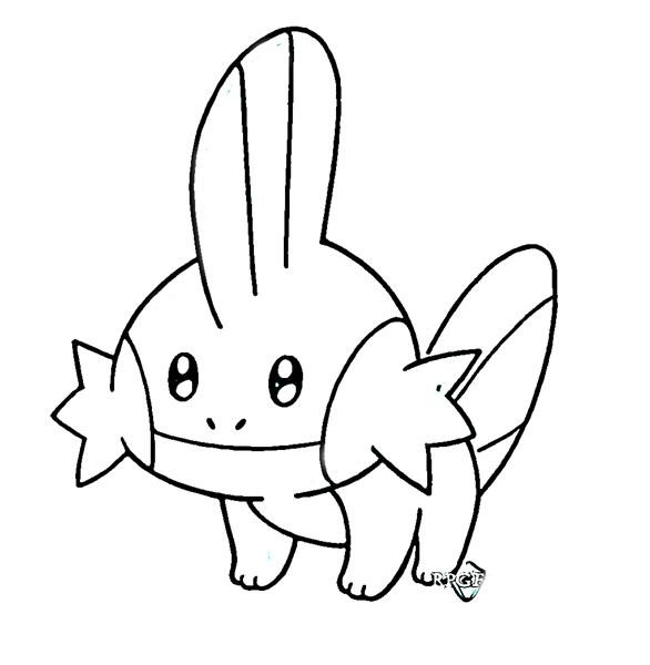 Pokemon Dungeon Coloring Pages