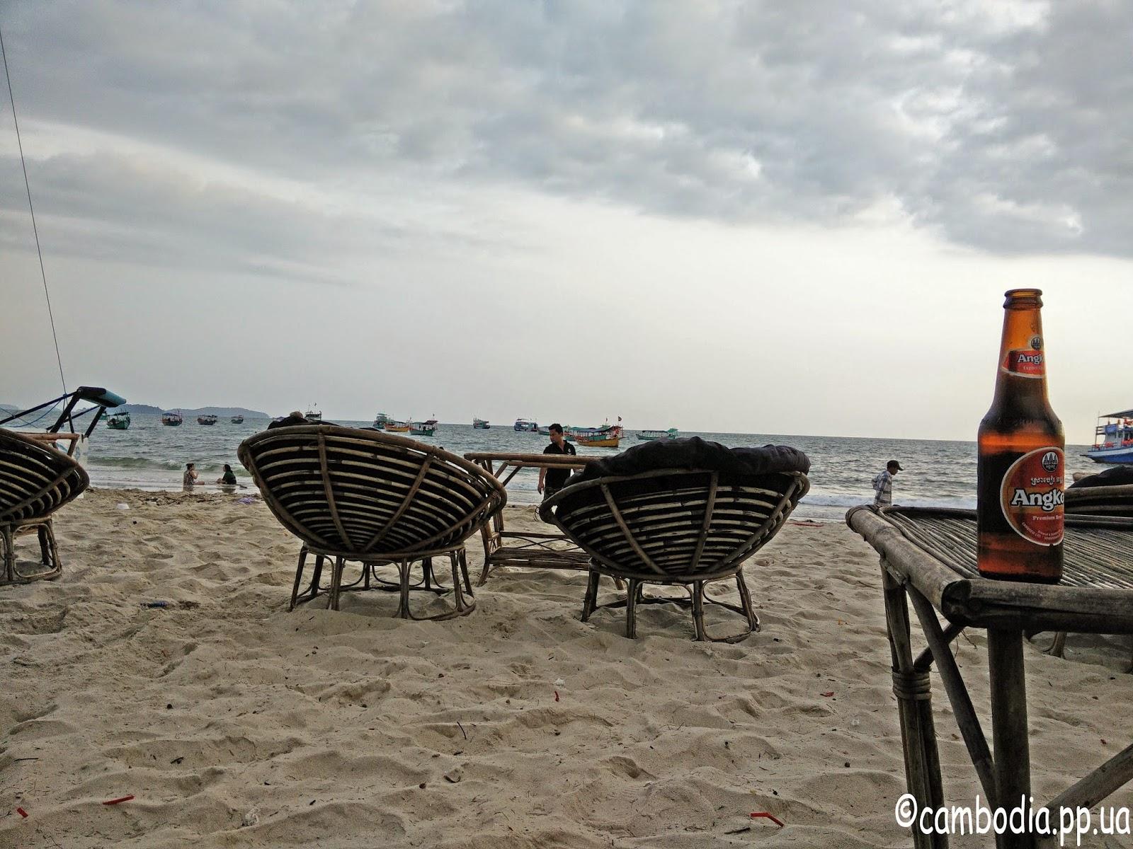 Камбоджа пляжный отдых фото