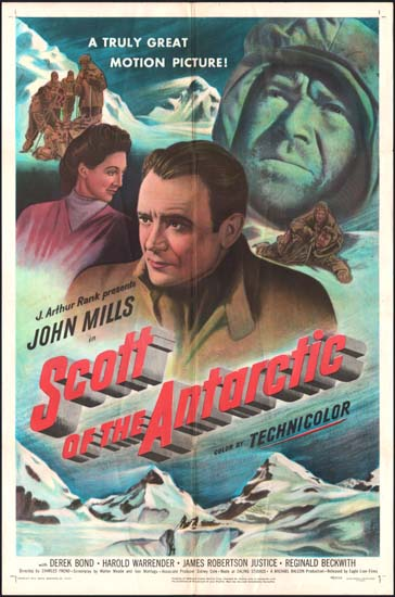 Scott of the Antarctic (1948) Shhh The Movies Starting Scott of the Antarctic 364x550 Movie-index.com