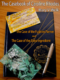 The Casebook of Caroline Rhodes
