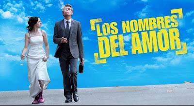 Cartel de la película 'Los nombres del amor'