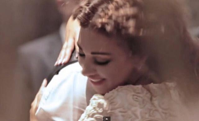 فيديو وصور: لحظات خاصة من زفاف وشهر عسل ميريام فارس